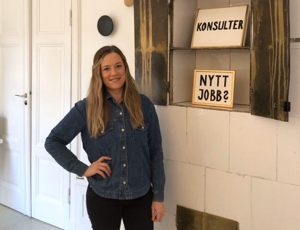 Elina Larsson Knack Rekrytering och konsulter